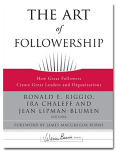 About Ira Chaleff and The Art of Followership